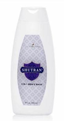 Shutran's 3in1 men's wash