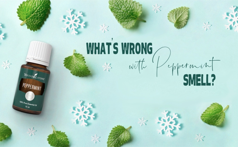 What's Wrong with Peppermint's Smell?